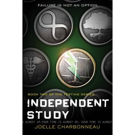 Independent Study Joelle Charbonneau Pdf