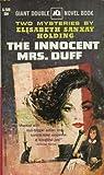 The Innocent Mrs. Duff
