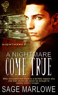 A Nightmare Come True by Sage Marlowe