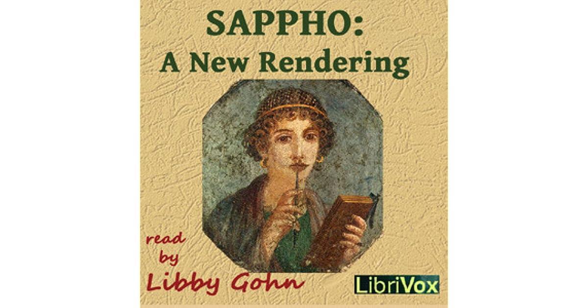 Sappho a new rendering by henry de vere stacpoole fandeluxe Gallery