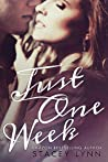 Just One Week (Just One Song, #2) audiobook review free