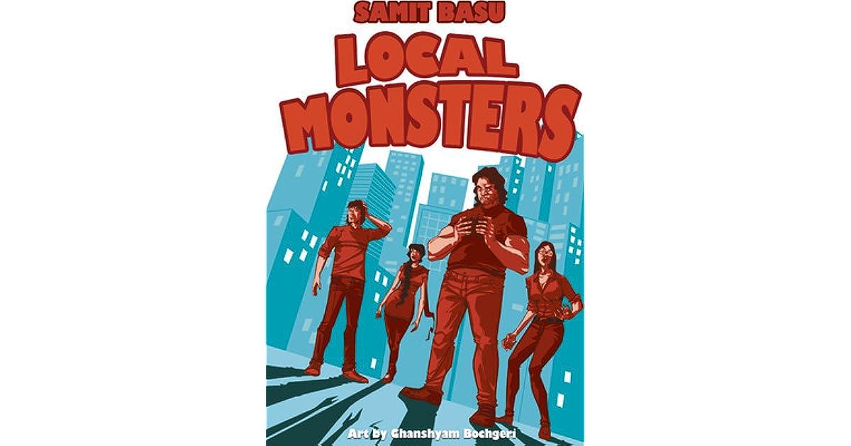 Local Monsters By Samit Basu