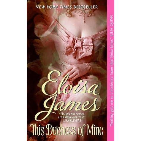 This Duchess of Mine (Desperate Duchesses, Book 5)
