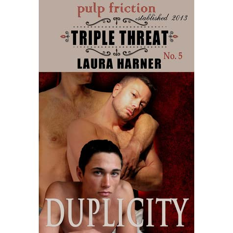 Duplicity (Triple Threat Book 5)