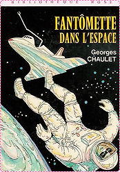 Fantômette dans l'espace