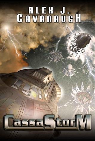 CassaStorm by Alex J. Cavanaugh