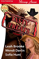 Tasty Treats Anthology, Volume 2 (Delectable Bad Boys, #2) (Wilder, Texas, #1)