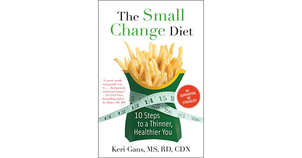 Making 10 small changes can lead to big weight loss results.