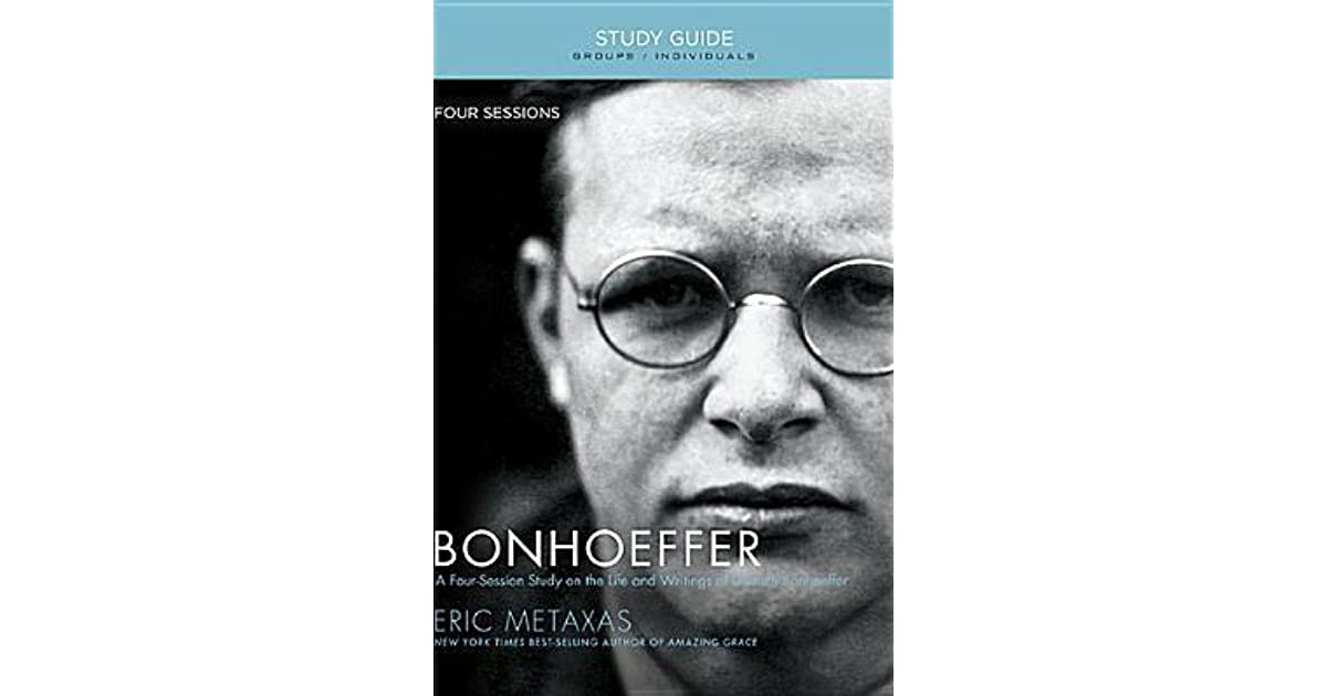 Bonhoeffer | Eric Metaxas | Download - Christianbook.com