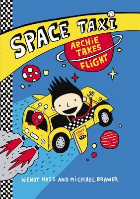 Space Taxi: Archie Takes Flight