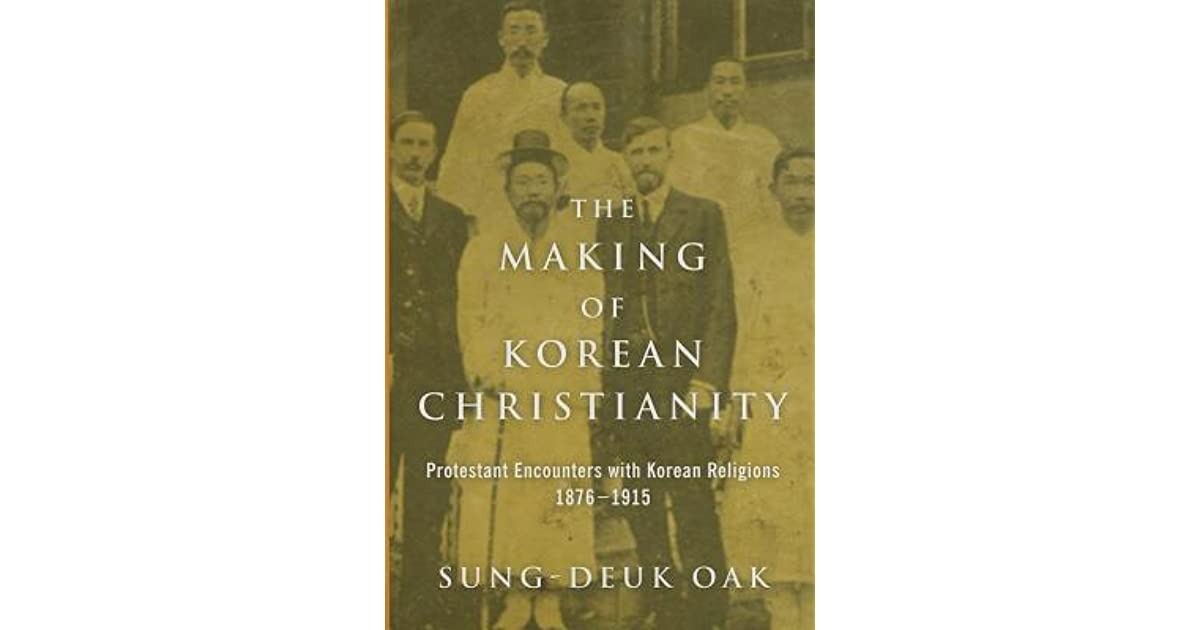 A History of Religions in Korea