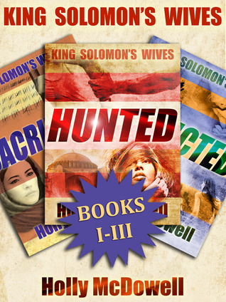 King Solomon's Wives: Books I - III