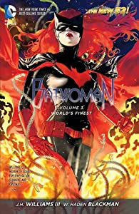 Batwoman, Volume 3: World's Finest
