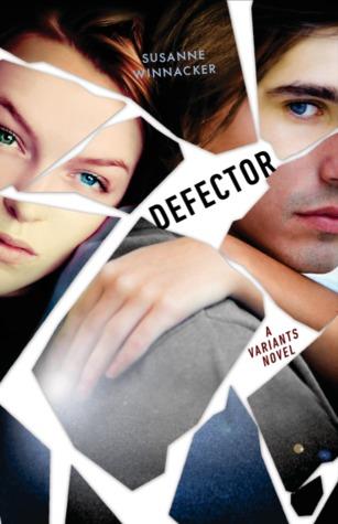 Defector (Variants, #2)
