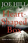 Book cover for Heart-Shaped Box