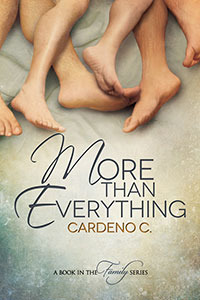 More Than Everything (Family, #3)