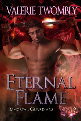Eternal Flame by Valerie Twombly