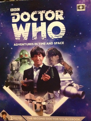 Doctor Who The Scond Doctor Sourcebook