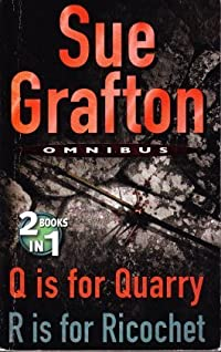 Q is for Quarry & R is for Ricochet