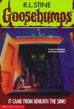 It Came from Beneath the Sink! by R.L. Stine
