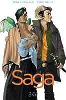 Saga, Vol. 1  (Saga, #1)