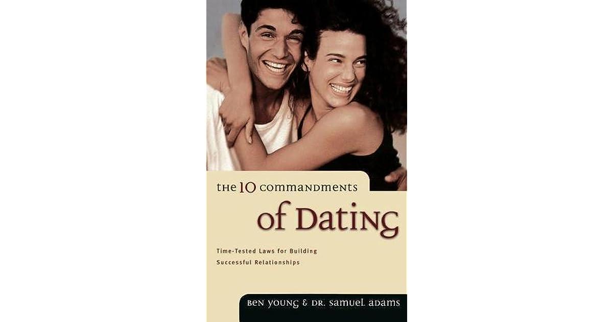 10 commandments of dating summary