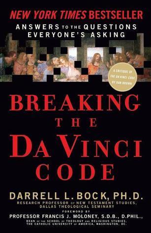 Breaking the Da Vinci Code Answers
