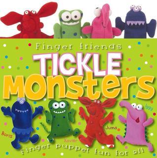 Tickle Monsters Finger Puppet Book (Finger Puppet Books)
