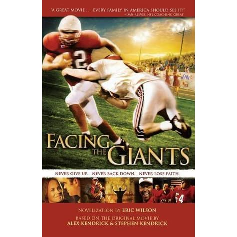 facing the giants questions and reflections