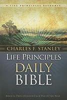 New King James Version - Life Principles Daily Bible