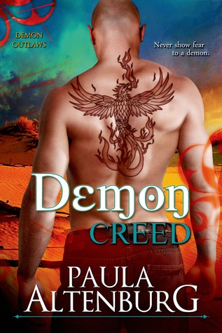 The Demon Creed by Paula Altenburg