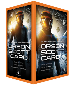 Ender's Game Boxed Set II by Orson Scott Card