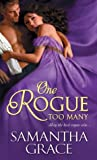 Book cover for One Rogue Too Many (Rival Rogues, #1)