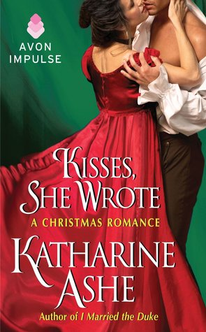 Kisses, She Wrote (The Prince Catchers, #1.5)