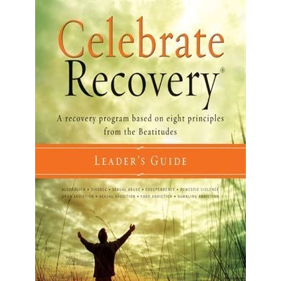 celebrate recovery literature