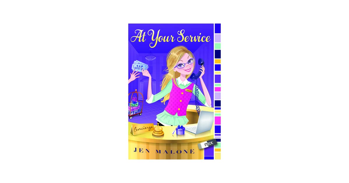 At Your Service by Jen Malone