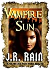 Vampire Sun (Vampire for Hire, #9)