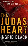 The Judas Heart (The Saxon & Fitzgerald Mysteries #3)