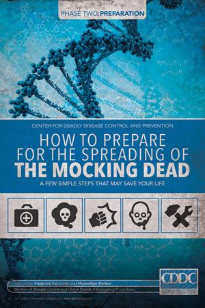 The Mocking Dead #2 Fred Van Lente