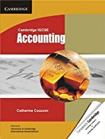 Cambridge IGCSE and O Level Accounting Coursebook by ...