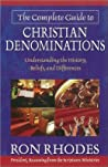The Complete Guide to Christian Denominations