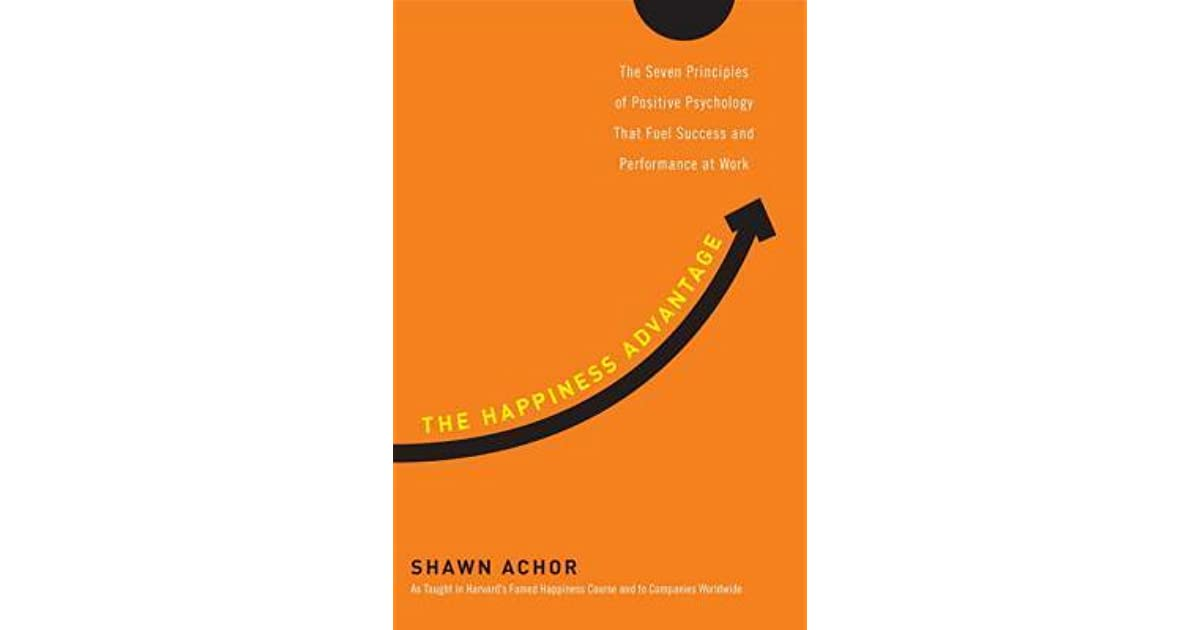 Positive psychology shawn achor