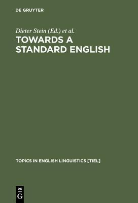 towards a standard English