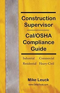 Construction Supervisor Cal/OSHA Compliance Guide