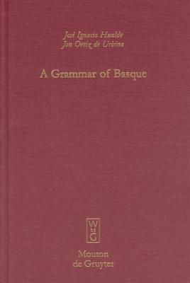 A Grammar of Basque