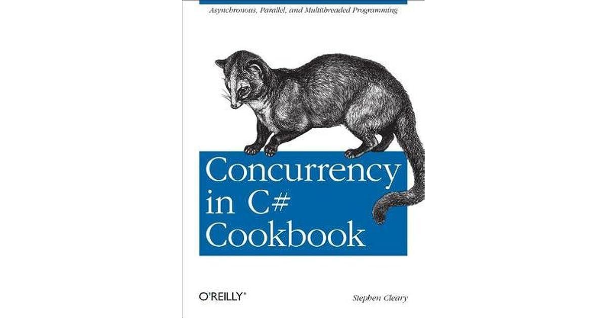concurrency in c cookbook pdf