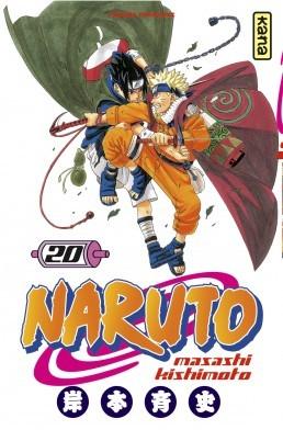 Naruto, Vol  20: Naruto vs  Sasuke by Masashi Kishimoto