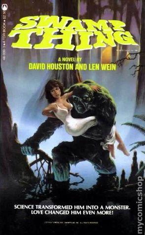Swamp Thing by David Houston