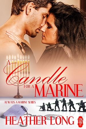 A Candle for a Marine (Always a Marine, #18)