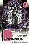 Insomnium #1 Asleep by Zachary Bonelli